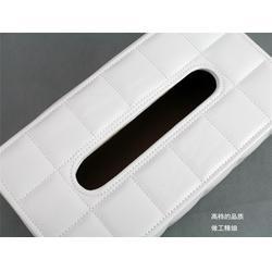 皮质纸巾盒、欧式皮质纸巾盒、永世嘉箱包厂图片