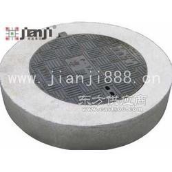 钢纤维沙井盖 钢纤维砼井盖 水泥盖板厂图片