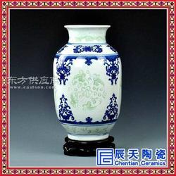订做陶瓷花瓶厂家图片