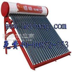 无水箱壁挂式太阳能热水器 耀斑太阳能产品图片