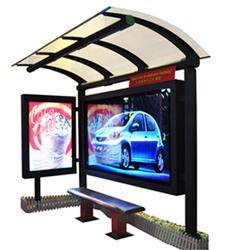 惠州市候车亭滚动灯箱、国色工艺、供应候车亭滚动灯箱图片