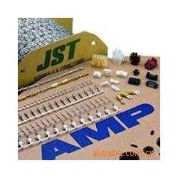 TE/AMP端-护套179970-1 1位白色胶壳 电源连接器图片