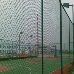 体育场围栏生产厂家、体育场围栏、钦茂丝网图片