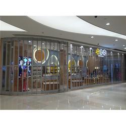 固迪门业 专卖店水晶折叠门厂家-广州水晶折叠门厂家图片