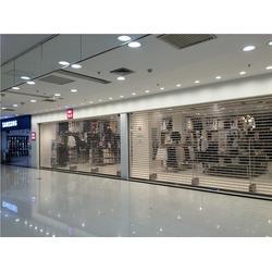 大型商场水晶卷帘门定做-固迪门业(在线咨询)惠州水晶卷帘门图片