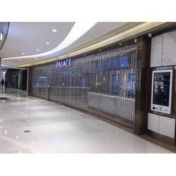 水晶侧卷门设计-固迪门业(在线咨询)广州水晶侧卷门图片