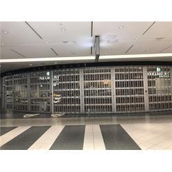 维修水晶折叠门厂家-固迪门业-越秀区水晶折叠门厂家图片