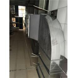 方圆通风 白铁通风降温工程安装 宁波白铁通风降温工程图片