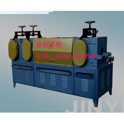 德州钢管调直机-钢管调直机-金益百特机械图片