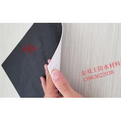 双王防水材料厂、西藏自粘胶膜防水卷材图片