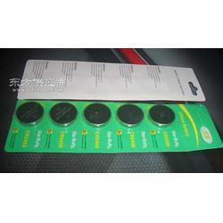CR927吊卡电池 5粒卡装厂家定制图片