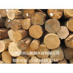 优质花旗松原木、花旗松原木、顺通木材花旗松原木图片
