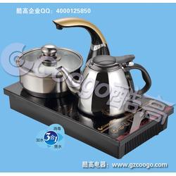 【威海自动抽水电热水壶】_保证质量三年质保_酷高茶具图片