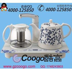 濟南陶瓷電熱水壺、陶瓷電熱水壺多少錢、酷高茶具圖片