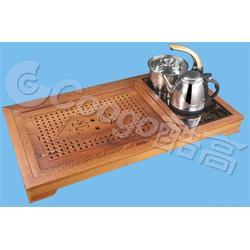 酷高组合茶盘|酷高茶具|酷高鸡翅木组合茶盘图片