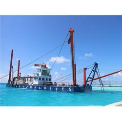 河南挖泥船_青州永生_挖泥船设备图片