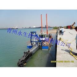 绞吸式挖泥船|青州永生|挖泥船图片