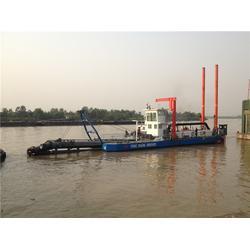 广安挖泥船2_青州永生_环保挖泥船2图片