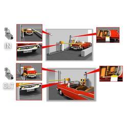 企事业单位车牌识别收费设备、广州星遨、三亚车牌识别收费设备图片