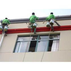 【专业外墙清洗】|花都区专业外墙清洗|诚誉清洁服务图片