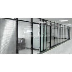 高隔间玻璃隔墙办公隔断高屏风实惠图片