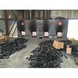全自动炭化炉 婧瑶工贸(在线咨询) 炭化炉图片