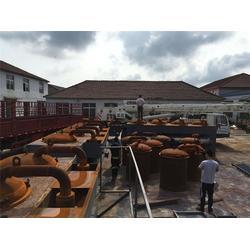 干馏木炭炭化技术-婧瑶工贸-木炭炭化图片