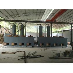 大型无烟炭化炉、北京炭化炉、婧瑶工贸(查看)图片