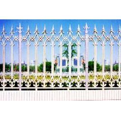 锌钢护栏|锌钢护栏|圣煊金属图片
