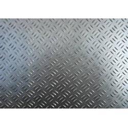花纹铝板,车厢花纹铝板,花纹铝板生产厂家-恒豪铝业图片