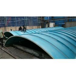 污水池加盖报价、潍坊污水池加盖、恒业玻璃钢图片