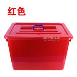 家居带盖塑料储物箱 杂物整理塑料储物箱 专业生产 环保耐用耐摔图片