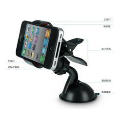 手机架_力好汽车用品_360度旋转手机架图片