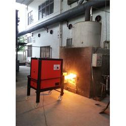 石首生物质颗粒燃烧器 生物质颗粒燃烧器-安冬企业图片