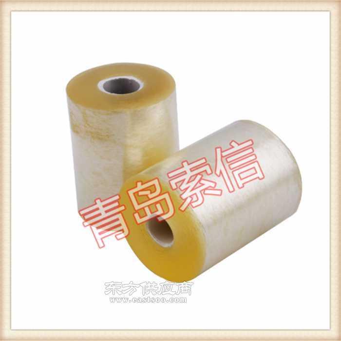 透明自粘膜 环保纯料生产 pvc铝型材缠绕膜 柔软度高