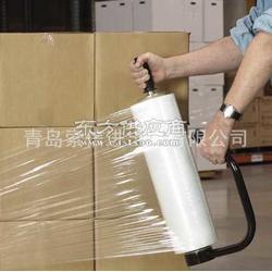 进口大线3层供挤机用PE拉伸缠绕薄膜工艺先进图片