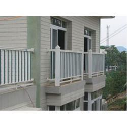 临沂静电喷涂阳台护栏,静电喷涂阳台护栏安装,远晟金属图片