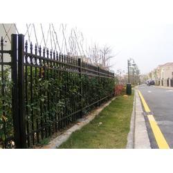 锌钢草坪护栏哪家好-成都锌钢草坪护栏-晟创金属图片