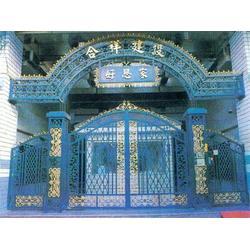 铁艺凯旋门,临朐远晟金属(在线咨询),银川铁艺凯旋门图片