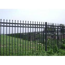 武汉草坪护栏,临朐远晟金属,塑钢草坪护栏图片