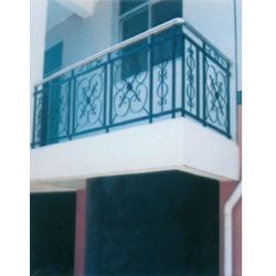 晟创金属 热镀锌阳台护栏销售-天津热镀锌阳台护栏图片