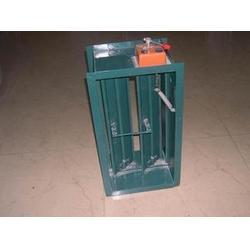 风管调节阀、手动风管调节阀、恒实空调图片