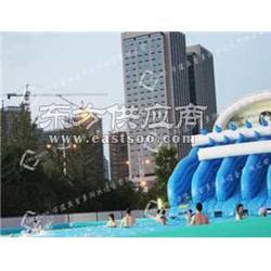 支架游泳池喊小朋友来避暑啦图片