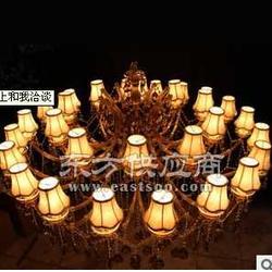 家奂独家供应最具东方神秘气息的简约奢华水晶灯图片