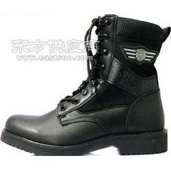 厂价际华强人 透气高帮 军靴皮靴 户外作战军靴图片