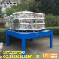 广州塑料振动筛-塑料振动筛-环鑫600型再生塑料颗粒筛分选机图片