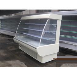 超市风幕柜-兴福冰源制冷-风幕柜图片