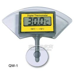 QW-1数显鱼缸温度计型号图片