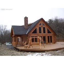 济南木屋,实木木屋,雅士居 木结构住宅图片