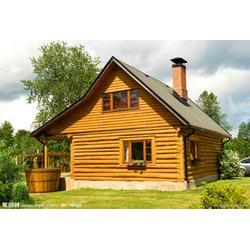 木屋别墅直销,莱芜木屋,雅士居木结构房屋图片